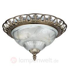 Erhabene Deckenleuchte TERESA mit Schmuckrand 8570204