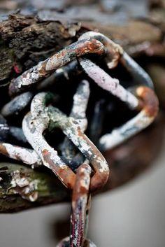 oxygen + metal = rust
