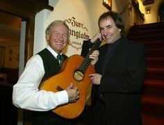 Balthasar Hauser und Chris de Burgh (via @stanglwirt) - www.stanglwirt.com