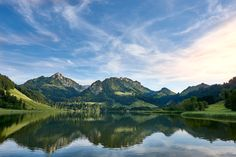 Schwarzsee Austria, The Good Place, Mountains, Amazing, Places, Nature, Travel, Photos, Freiburg