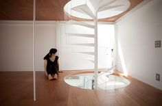 "The ""Small House"" designed by Unemori Architects"