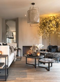 Living Room Styles, Living Room Color Schemes, Small Living Rooms, Home And Living, Living Spaces, Living Room Decor, Country Modern Home, Home Trends, Living Room Inspiration