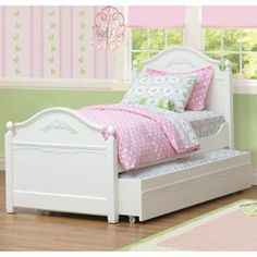 Abbey Twin Trundle Bed