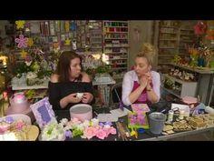Kreatív Percek 32. - Anyák napjára - Ajándék doboz és virágbox készítés