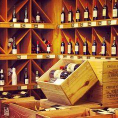 """Fine Wine at St John's Wood"""
