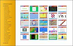 EserciziPerLaMente - Home Flipped Classroom, Google Classroom, Software, Elementary Schools, Pixel Art, Periodic Table, Coding, School, Future Gadgets