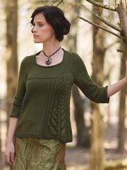 Ravelry: Eastlake pattern by Norah Gaughan