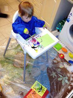 Začiatky s maľovaním