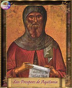 Leamos la BIBLIA: San Prospero de Aquitania