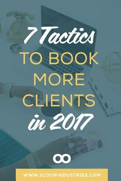 As a services business owner, clients are your bread and butter. But where do you find them and how do you get them interested in the services you have to offer? Pin this post to find out our best tips for finding clients and booking more clients for 2017. *Pin now and save for later*