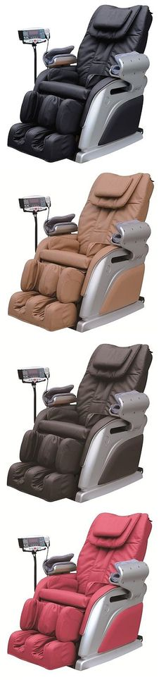 Electric Massage Chairs: New Beautyhealth Bc 10D Recliner Shiatsu Massage  Chair *Built