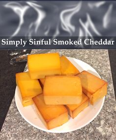 Simply Sinful Smoked Cheddar: Whether you are entertaining, need something unique and easy to bring to a party or you just like cheese, this is the Instructable for you! Every time I make this I get repeated requests for more and you will too. Smoke Cheese Recipe, Cheese Recipes, Traeger Recipes, Grilling Recipes, Grilling Tips, Barbecue Recipes, Smoking Recipes, Smoking Food, Smoked Cheese