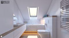 Łazienka styl Nowoczesny - zdjęcie od APP TRENDY Autorska Pracownia Projektowa - Łazienka - Styl Nowoczesny - APP…