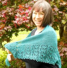 Ravelry: Peeping Hearts Shawl pattern by Reah Janise Kauffman Free Pattern 9 stitches and 14 rows = 2 inches in stockinette US 6 - 4.0 mm 400 - 450 yards (366 - 411 m) Sizes available: small, medium, large