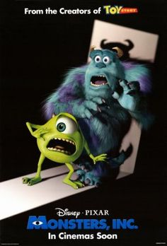 Monsters Inc movie other