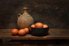 Still life by mosmerabsamii