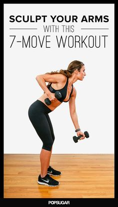 7 Moves to Stronger Arms! Work It With a Circuit