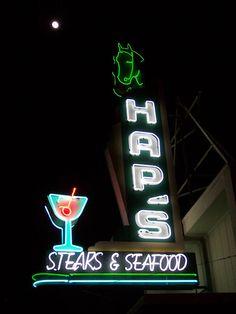 Hap's Steaks  Seafood Pleasanton, CA:)