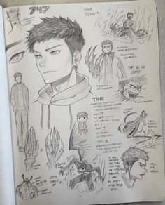 Marvelous Learn To Draw Manga Ideas. Exquisite Learn To Draw Manga Ideas. Demon Drawings, Sketchbook Drawings, Anime Drawings Sketches, Anime Sketch, Manga Drawing, Cartoon Drawings, Manga Art, Cool Drawings, Anime Art