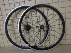 New 700C 38mm clincher rim Road bike 3K carbon fibre bicycle wheelsets with alloy brake surface aero spoke skewers Free shipping #Affiliate