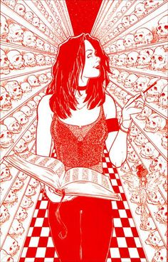 Death (?) by Terry Moore