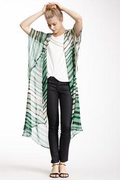 Sarah Kimono Jacket by Love & Lemons on @HauteLook