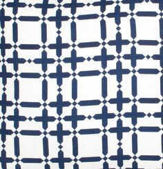 Plaid Solid - Navy Fabric Swatch #blue #fabric