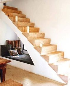 Stair tread doesn't go beyond the riser