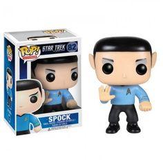 Boneco Spock