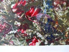 Encaustic Abstract Painting Beeswax Art Home Decor, Art For The Home £40.00
