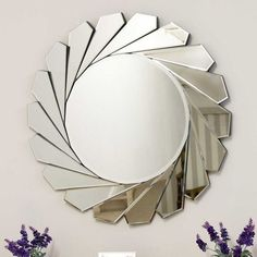 You'll love the Frameless Accent Mirror at Wayfair.co.uk - Great Deals on all Home Décor products with Free Shipping on most stuff, even the big stuff.