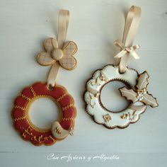 Christmas Cookies    By Con Azúcar y Algodón   http://conazucaryalgodon.wordpress.com/