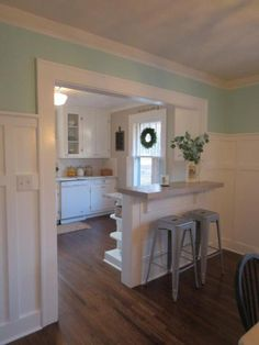 Simple and Creative Tips and Tricks: Simple Kitchen Remodel Good Ideas small kitchen remodel open concept.All White Kitchen Remodel simple kitchen remodel rustic.Kitchen Remodel Modern Before After. Budget Kitchen Remodel, Kitchen Cabinet Remodel, Kitchen On A Budget, Kitchen Cabinets, Kitchen Planning, Dark Cabinets, Glass Cabinets, Kitchen Countertops, Dining Room Ideas On A Budget
