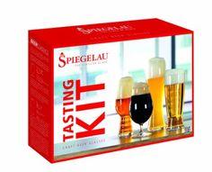 Spiegelau Craft Beer Tasting Kit
