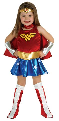 Try Wonder Woman Toddler Costume. Huge Selection of Wonder Woman Costumes for Halloween at PartyBell. Wonder Woman Costumes, Wonder Woman Halloween Costume, Wonder Woman Outfit, Costume Halloween, Best Toddler Halloween Costumes, Toddler Costumes, Girl Costumes, Halloween Kids, Costumes For Women