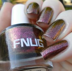 FNUG Narotic Bliss Swatch by Ann-Kristin