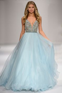 Sherri Hill NYFW 2016 - Pageant / Prom 2017