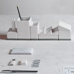 Desktructure Warehouse Desktop Organizer The Warehouse – THE CREATIVE HOME