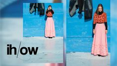Photo: Martin Tomečko Model: Martina Dress: ihlow Styling: Petra Butková more: http://byfoxygreen.blogspot.sk/2017/03/blue-photoshoot-for-ihlow.html #slovakia #upcycled #handmade #slowfashion #needle