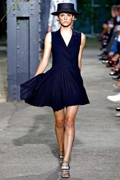 Band of Outsiders _ Spring 2012 RTW