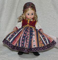 "Madame Alexander ""Latvia"""