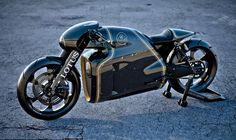 Lotus C-01 -  pierwszy motocykl tej marki