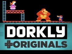 Dorkly Bits - Donkey Kong Doesn't Back Down
