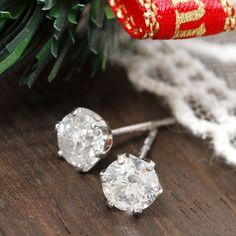 送料無料 - PT900/超大粒0.7ctダイヤモンドピアス(鑑別書つき) Diamond Earrings, Accessories, Jewelry, Jewlery, Bijoux, Jewerly, Jewelery, Diamond Stud Earrings, Diamond Drop Earrings