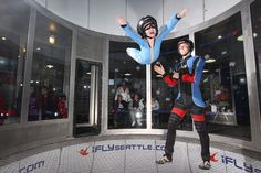 I Fly Indoor Skydiving Dallas