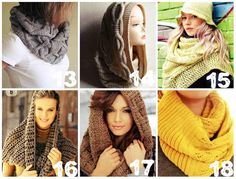 Number 16 is a must make stitch, easy but lovely!