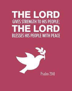 Psalm 29:11.