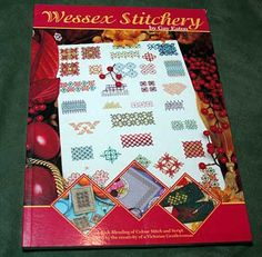 Wessex Stitchery by Gay Eaton