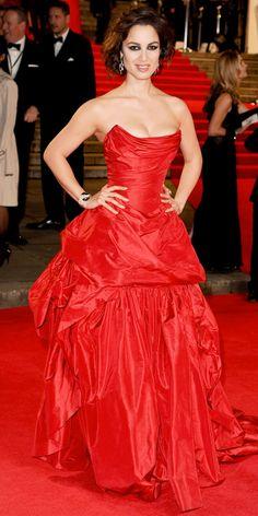 Berenice Marlohe in Vivienne Westwood