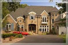 VanBrouck and Associates - Custom and Luxury Home Designers and Custom Home Builders